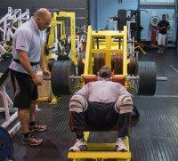 siłownia - ćwiczenia