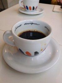 filiżanka z kawą
