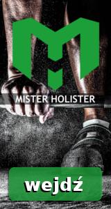 wizytówka trenera personalnego Mister Holister